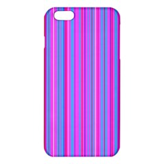Blue And Pink Stripes iPhone 6 Plus/6S Plus TPU Case