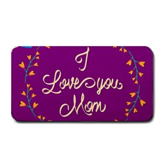 Happy Mothers Day Celebration I Love You Mom Medium Bar Mats