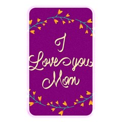 Happy Mothers Day Celebration I Love You Mom Memory Card Reader