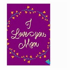 Happy Mothers Day Celebration I Love You Mom Large Garden Flag (Two Sides)