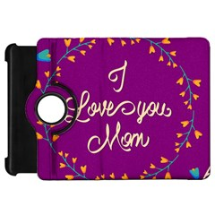 Happy Mothers Day Celebration I Love You Mom Kindle Fire HD 7