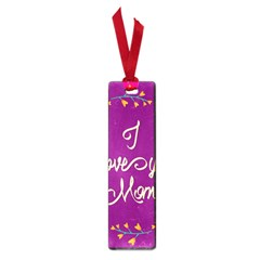 Happy Mothers Day Celebration I Love You Mom Small Book Marks