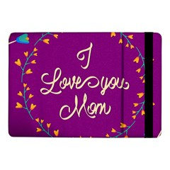 Happy Mothers Day Celebration I Love You Mom Samsung Galaxy Tab Pro 10.1  Flip Case