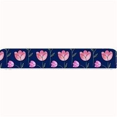Watercolour Flower Pattern Small Bar Mats