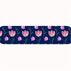 Watercolour Flower Pattern Large Bar Mats