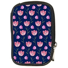 Watercolour Flower Pattern Compact Camera Cases
