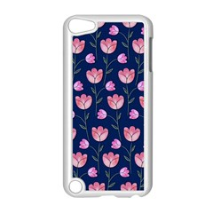 Watercolour Flower Pattern Apple Ipod Touch 5 Case (white)