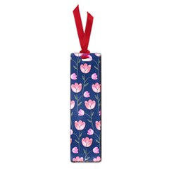 Watercolour Flower Pattern Small Book Marks