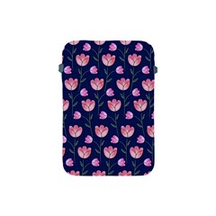 Watercolour Flower Pattern Apple Ipad Mini Protective Soft Cases