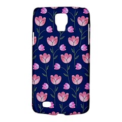 Watercolour Flower Pattern Galaxy S4 Active