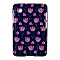 Watercolour Flower Pattern Samsung Galaxy Tab 2 (7 ) P3100 Hardshell Case