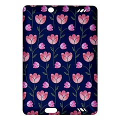 Watercolour Flower Pattern Amazon Kindle Fire Hd (2013) Hardshell Case