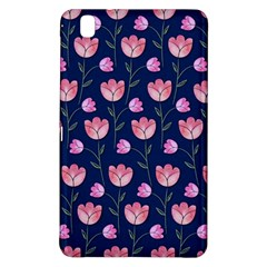 Watercolour Flower Pattern Samsung Galaxy Tab Pro 8 4 Hardshell Case