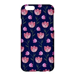 Watercolour Flower Pattern Apple Iphone 6 Plus/6s Plus Hardshell Case