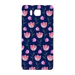 Watercolour Flower Pattern Samsung Galaxy Alpha Hardshell Back Case