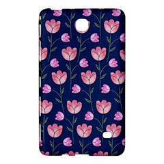 Watercolour Flower Pattern Samsung Galaxy Tab 4 (8 ) Hardshell Case