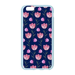 Watercolour Flower Pattern Apple Seamless iPhone 6/6S Case (Color)