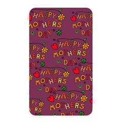 Happy Mothers Day Text Tiling Pattern Memory Card Reader