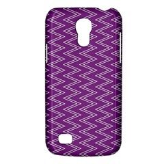 Purple Zig Zag Pattern Background Wallpaper Galaxy S4 Mini