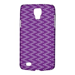 Purple Zig Zag Pattern Background Wallpaper Galaxy S4 Active