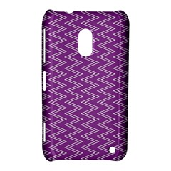 Purple Zig Zag Pattern Background Wallpaper Nokia Lumia 620