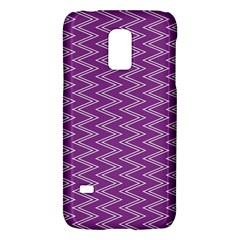 Purple Zig Zag Pattern Background Wallpaper Galaxy S5 Mini