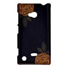 Floral Roses Seamless Pattern Vector Background Nokia Lumia 720