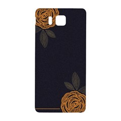 Floral Roses Seamless Pattern Vector Background Samsung Galaxy Alpha Hardshell Back Case