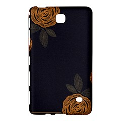 Floral Roses Seamless Pattern Vector Background Samsung Galaxy Tab 4 (8 ) Hardshell Case