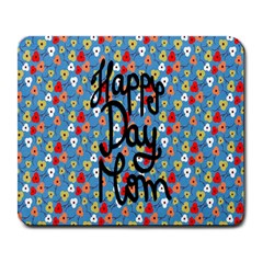 Happy Mothers Day Celebration Large Mousepads