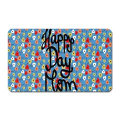 Happy Mothers Day Celebration Magnet (Rectangular)