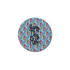 Happy Mothers Day Celebration Golf Ball Marker (10 pack)