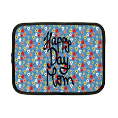 Happy Mothers Day Celebration Netbook Case (Small)