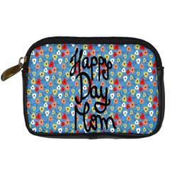 Happy Mothers Day Celebration Digital Camera Cases