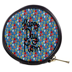 Happy Mothers Day Celebration Mini Makeup Bags