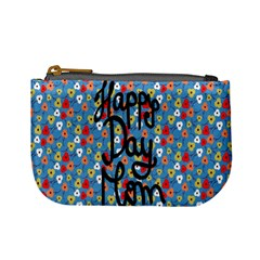 Happy Mothers Day Celebration Mini Coin Purses