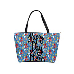 Happy Mothers Day Celebration Shoulder Handbags