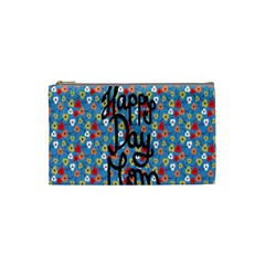 Happy Mothers Day Celebration Cosmetic Bag (Small)
