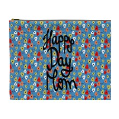Happy Mothers Day Celebration Cosmetic Bag (XL)