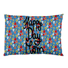 Happy Mothers Day Celebration Pillow Case (two Sides)