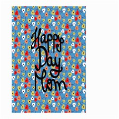Happy Mothers Day Celebration Small Garden Flag (Two Sides)