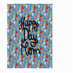 Happy Mothers Day Celebration Large Garden Flag (Two Sides)