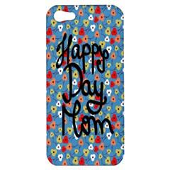 Happy Mothers Day Celebration Apple Iphone 5 Hardshell Case
