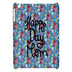 Happy Mothers Day Celebration Apple iPad Mini Hardshell Case