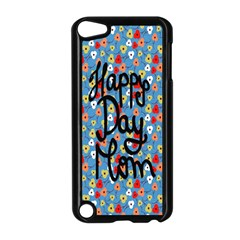 Happy Mothers Day Celebration Apple iPod Touch 5 Case (Black)