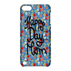 Happy Mothers Day Celebration Apple Ipod Touch 5 Hardshell Case With Stand
