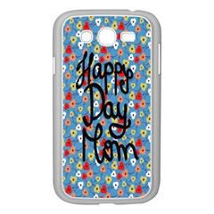 Happy Mothers Day Celebration Samsung Galaxy Grand Duos I9082 Case (white)