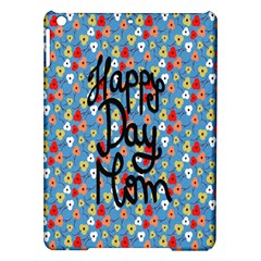 Happy Mothers Day Celebration Ipad Air Hardshell Cases
