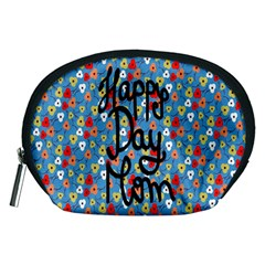 Happy Mothers Day Celebration Accessory Pouches (medium)