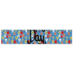 Happy Mothers Day Celebration Flano Scarf (Small)